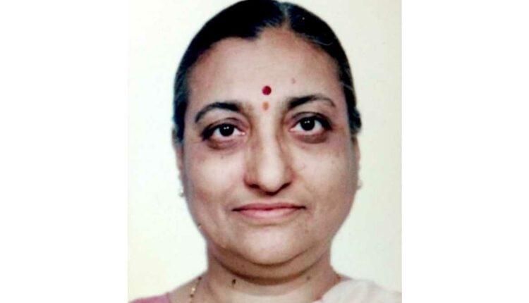 shailja bhanudas nehte passed away